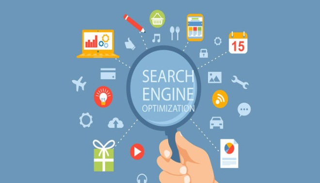 search engine optimization in one dimention